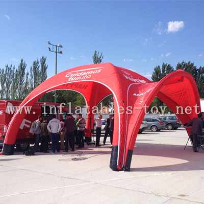 inflatable X-gloo tent for car exhibition and trade show(X-tent-1001)