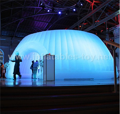 ... Inflatable Lighting Igloo Dome Trade Show Tent TY-2012 : igloo tent inflatable - memphite.com