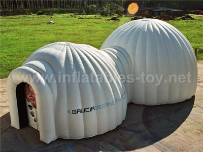 blow up inflatable portable meeting igloo dome tent TY-2010 & blow up inflatable portable meeting igloo dome tent TY-2010 - Best ...