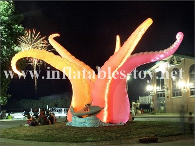 Giant Tree Inflatable Event Decorations