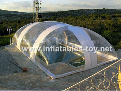 Inflatable Pool Snow Globe Dome Tent & Inflatable Pool Snow Globe Dome Tent - Best Chinese Inflatable ...