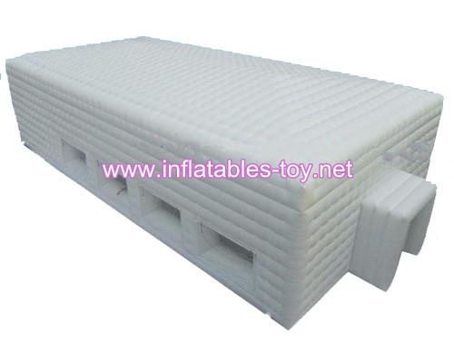 White Party Inflatable Marquee for wedding event