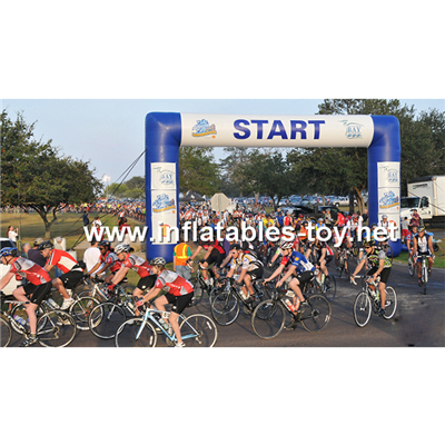 Inflatable Square Arch for Race Event