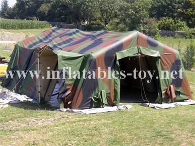 Emergency Relief Army Tents Inflatable Military Tent