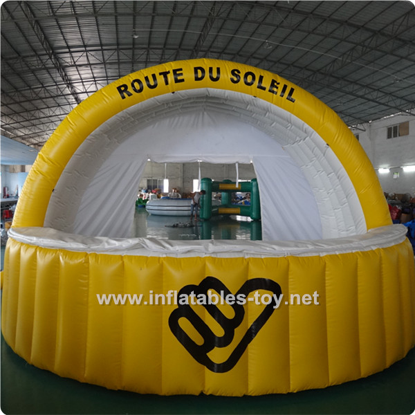 Advertising Inflatable Booth for Sale