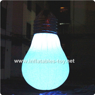 LED Inflatable Bulb for Night Festival