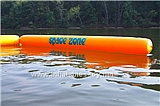 Inflatable Space Buoy Water Barriers