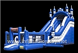 Inflatable Multiplay Castle Slide,CLI-1043