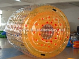 Water ball with colorful strips for promotional-2-3
