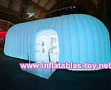 Inflatable Pods Mobile Meeting Room Tent