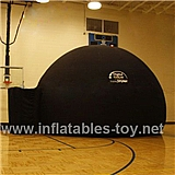 Inflatable Movie Projection Theater Sphere Dome