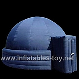 Air Lock Inflatable Planetarium Dome Tent