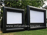 High Quality Outdoor Inflatable Movie Screen