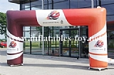 Durable Waterproof Inflatable Arches for Outdoor Event