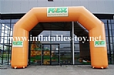 Inflatable Arches with Logo Printing for Advertising