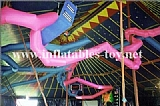 Colorful Air Tubes Decoration Inflatables