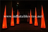 Hoting Sales Inflatable Cone Pillar