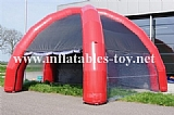Customized Inflatable Spider Tent for Advertising