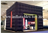 Easy up temporary cube meeting tents for rent