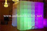 New Light Up Inflatable LED Photo Booth