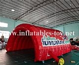 Air Blown Inflatable Advertising Tunnel Tents