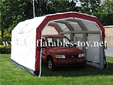 Hoting Sales Car Shelter Inflatable Tent