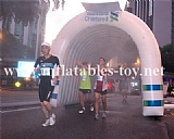 Inflatable Sports Tunnel Archway for Running