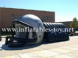 Randall Raiders Helmet Inflatable Sport Tunnel