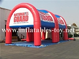 National Guard Tents Inflatable Tunnel Tent
