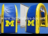 Inflatable Advertising Exhibition Tunnel Tent