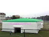 Inflatable Buildings and Emergency Shelters