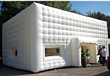 Giant white inflatable tent for big event occasion supplier