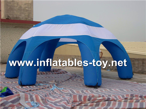 8m spider dome tent for promotional TENT-1010