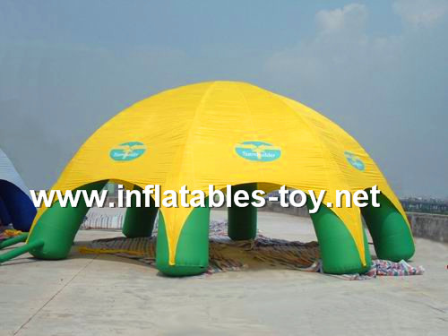 10m advertising spider dome tent TENT-1007