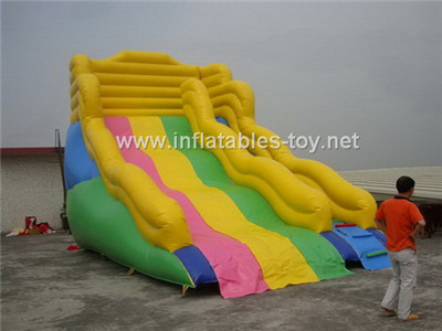 Inflatable gaint slide,CLI-1026