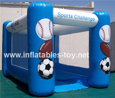 Sports Challenge inflatable games,SPO-89