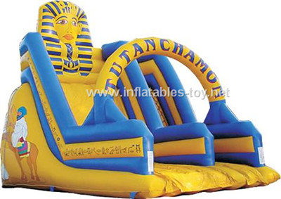 Archway inflatable slide,CLI-1017
