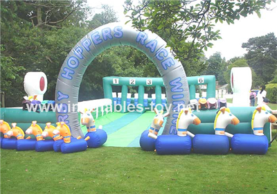 The Derby inflatable sport games,SPO-73