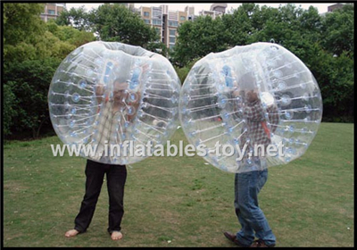 Clear Inflatable Bumper Ball,Bubble Soccer Ball