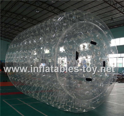 Clear water roller,water roller ball