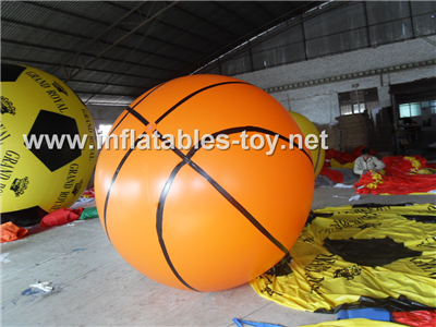 Basketball helium balloon,HB-1003