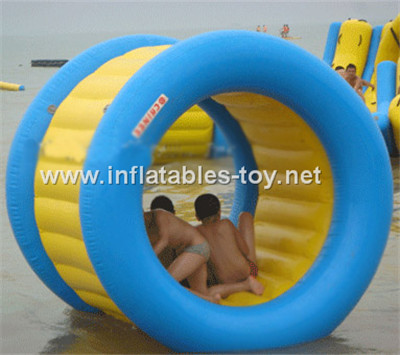 inflatable water roller games AT-1016