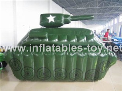 Inflatable paintball tank,inflatable tank PB-17