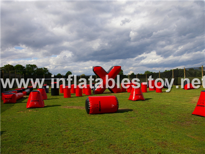 Paintball bunker,Inflatable paintball PB-12
