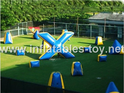 Inflatable bunker,paintball bunker PB-10