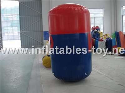 inflatable paintball bunker,trapezoid brick PB-09