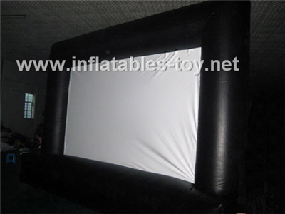 Inflatable movie screen,movie screen-1003