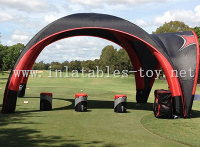 x-gloo inflatable tent for branding and promotional(X-tent-1003)