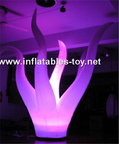 Inflatable seaweed lighting decorations,cone-5