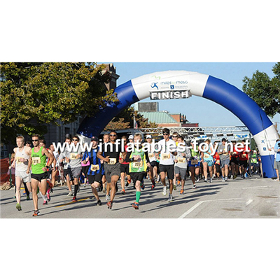 35ft Standard Inflatable Event Arch for Running Race Sports,NEW ARC-08